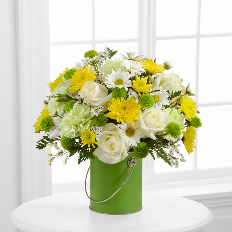 Color Your Day With Joy Bouquet