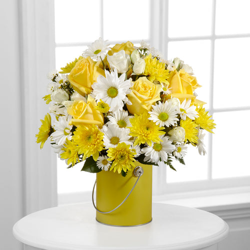 Color Your Day With Sunshine Bouquet