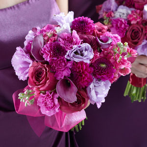 Bridesmaid's Garden Bouquet