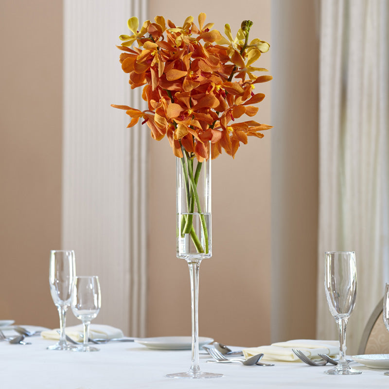 Orange Mokara Bouquet