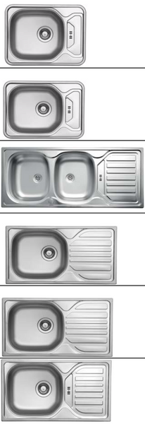 Brand New Kitchen Sinks - High Quality - Overstock Liquidation