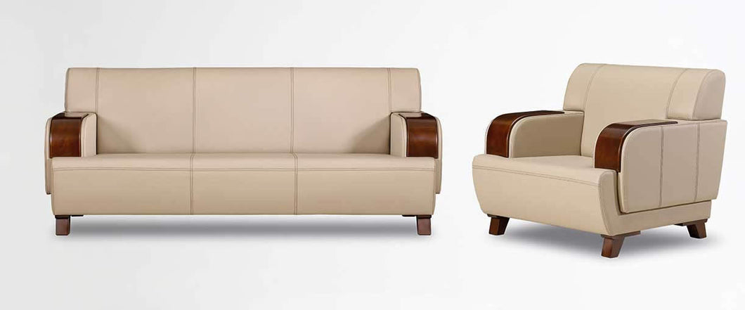Casablanca Wood – SOFA Office Armchairs