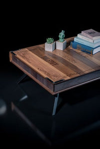 Boardline Collection - Center Table - Roman