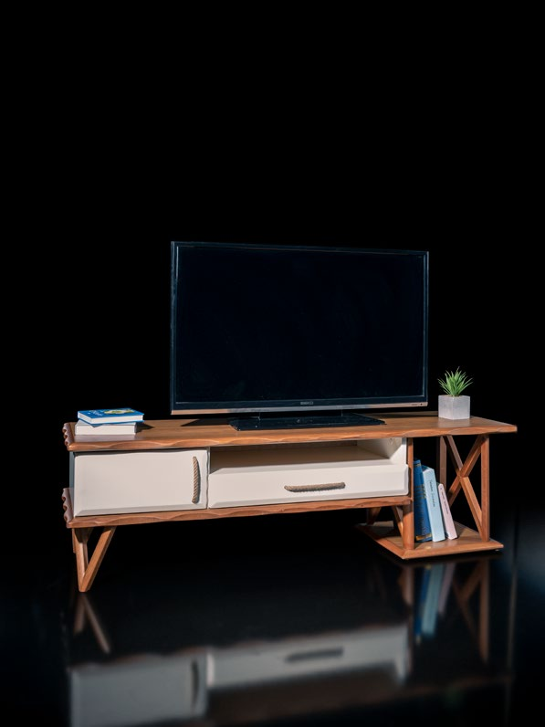 Boardline Collection - TV Table - Solo