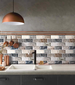 wall glazed porcelain tiles