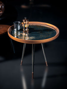 Rockline Collection - Side Table - Voyage