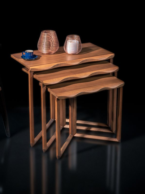 Woodline Collection - Service Table - Wooper