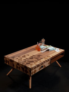Woodline Collection - Center Table - Zen