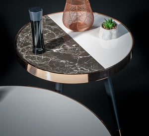 Rockline Collection - Side Table - Juliet