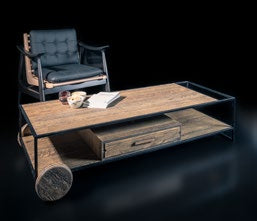 Woodline Collection - Center Table - Lax
