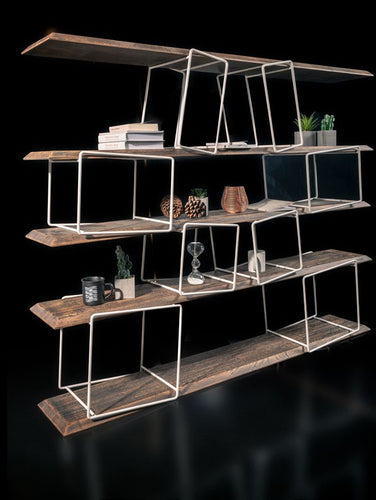 Woodline Collection - Bookshelf - Lorenzo