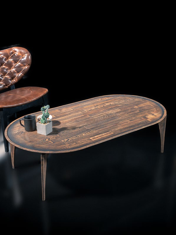 Woodline Collection - Center Table - Lorenzo