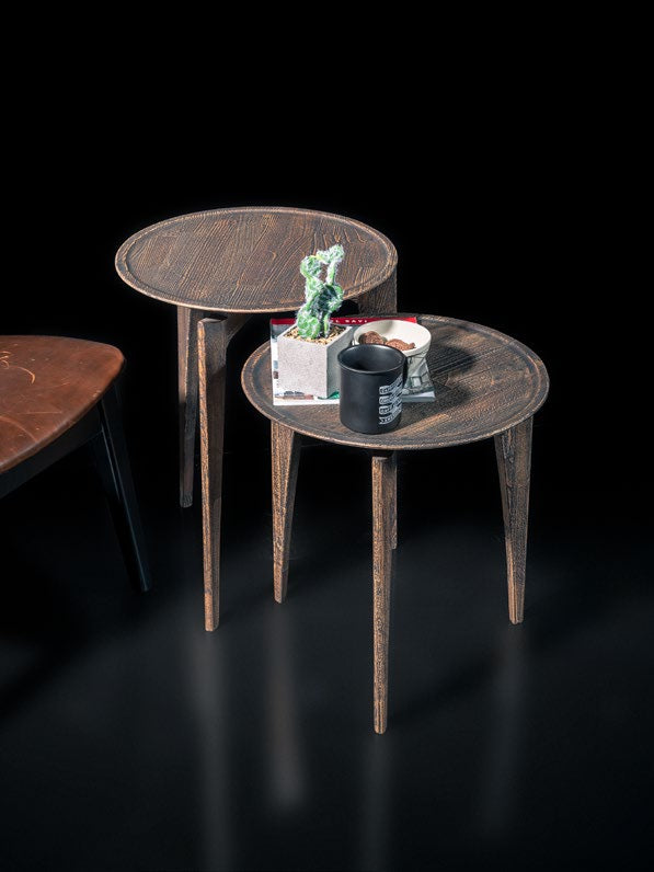 Woodline Collection - Table Set - Lorenzo