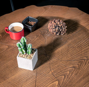 Woodline Collection - Center Table - Moss