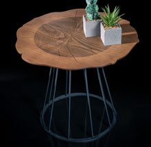 Load image into Gallery viewer, Woodline Collection - Side Table - Moss