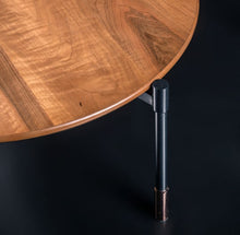 Load image into Gallery viewer, Boardline Collection - Walnut Center Table - Nish