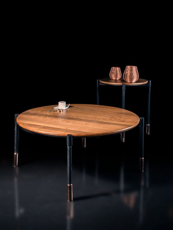 Boardline Collection - Walnut Center Table - Nish