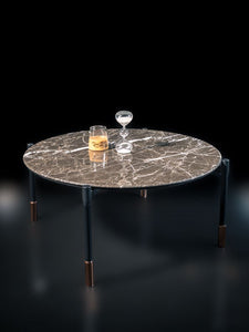 Rockline Collection - Marble Center Table - Nish