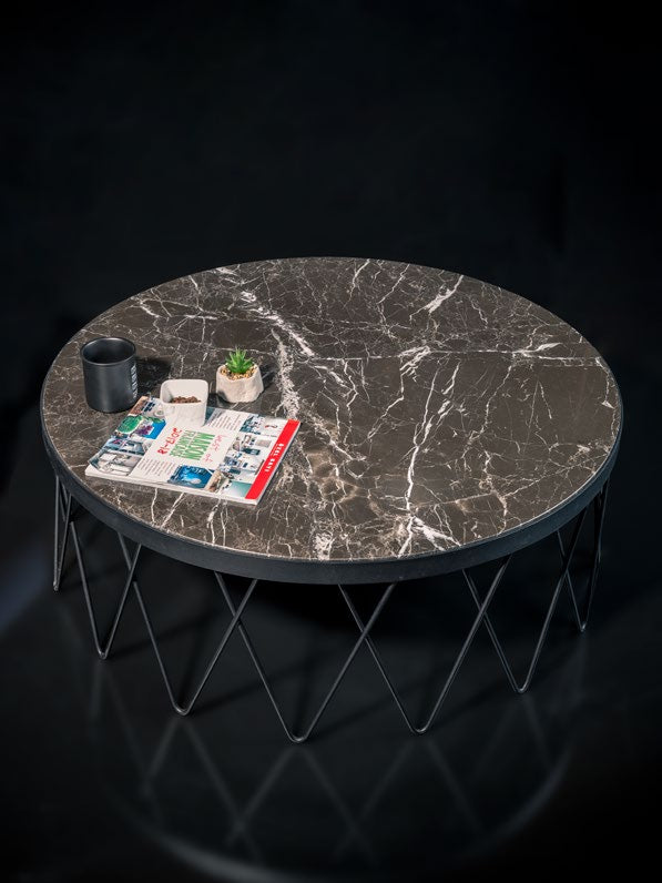 Rockline Collection - Large Center Table - Nogger