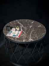 Load image into Gallery viewer, Rockline Collection - Marble Center Table - Nogger