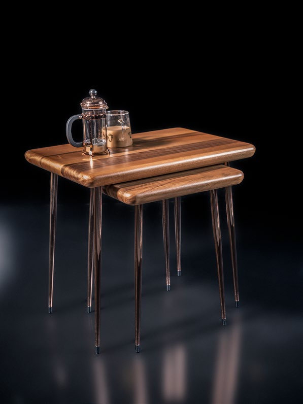Boardline Collection - Table Set - Nona