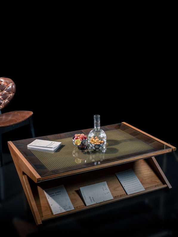 Boardline Collection - Center Table - Pera