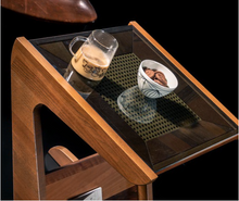 Load image into Gallery viewer, Boardline Collection - Side Table - Pera