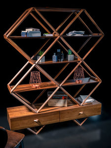 Boardline Collection - Bookcase - Puma