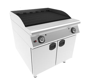 gas grill with water system