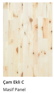 Wooden Solid Panel/Pine