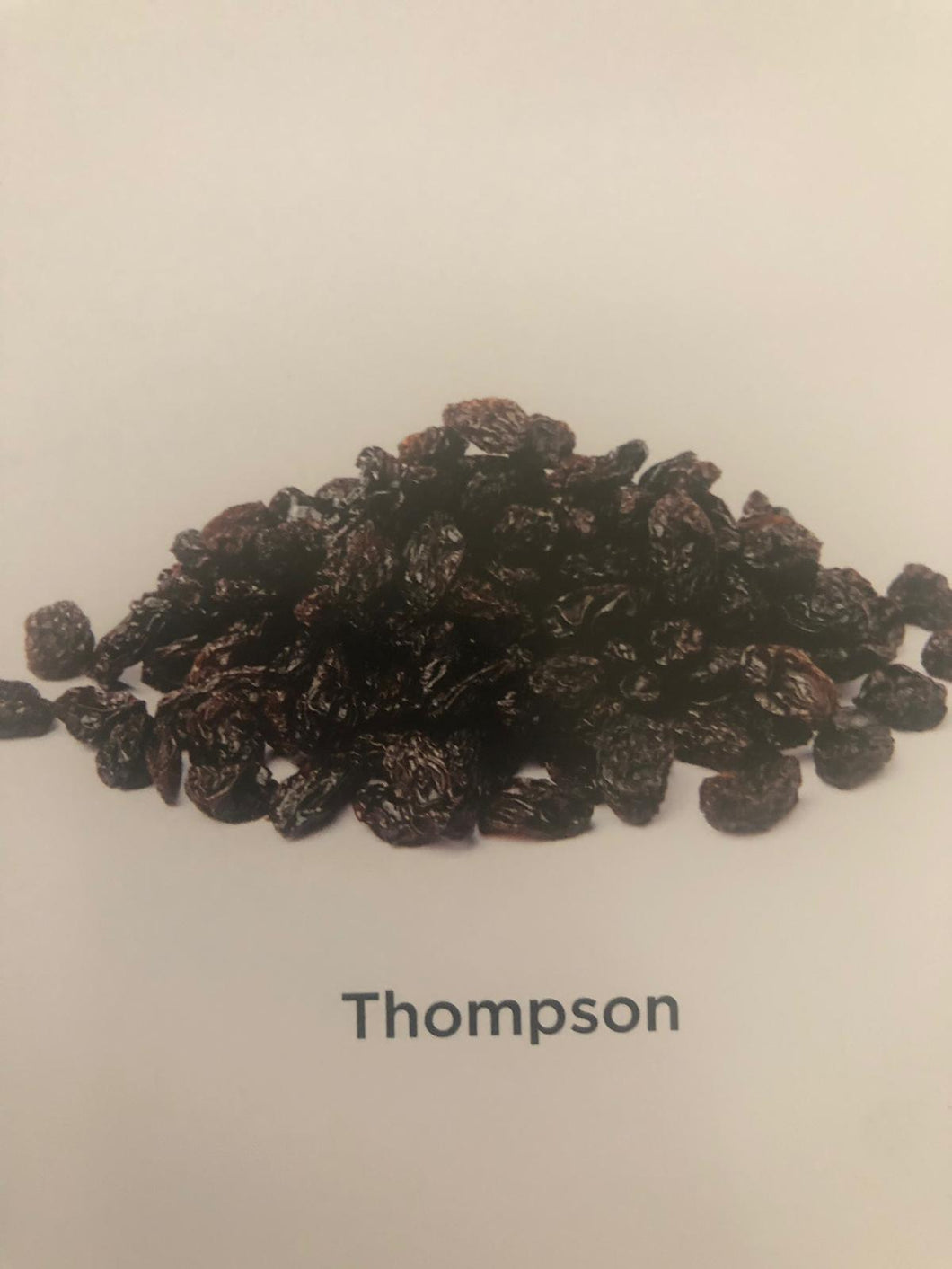 Dried Black Raisin / Thomson Type (1 Ton)