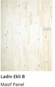 Wooden Solid Panel/Spruse