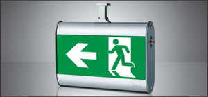 LED EMERGENCY EXIT LUMINAIRES MERCAN