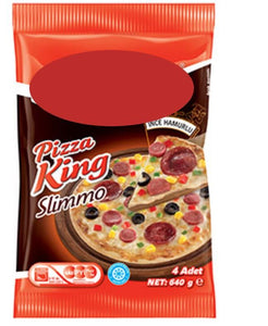 Slimmo King Pizza