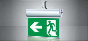 LED EMERGENCY EXIT LUMINAIRES TUNA S