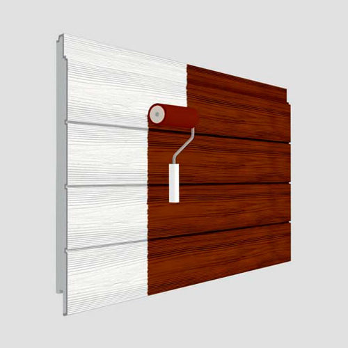 Clad 10 - Decorative Insulated Cladding Panels - Prefabricated Wall Claddings - 600*50*2000