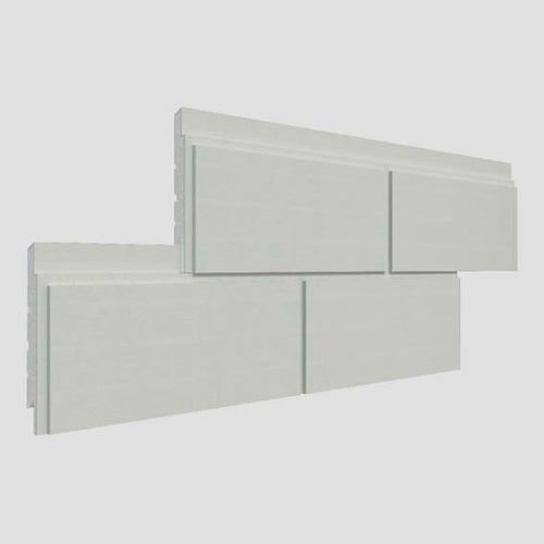 Clad 12 - Decorative Insulated Cladding Panels - Prefabricated Wall Claddings - 350*50*2000