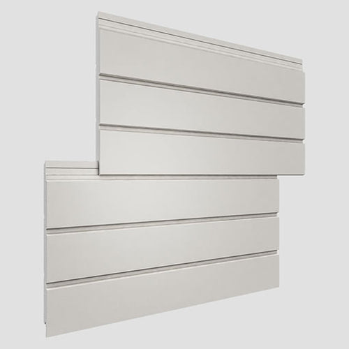 Clad 5 - Decorative Insulated Cladding Panels - Prefabricated Wall Claddings - 600*50*2000
