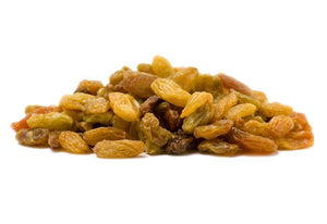 Dried Fruits - Golden Raisin - 5 or 10kg vacum Bag / 1 Ton