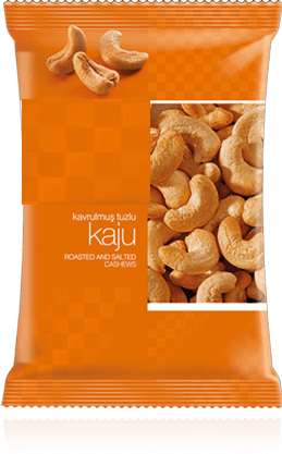 Roasted & Salted Cashews