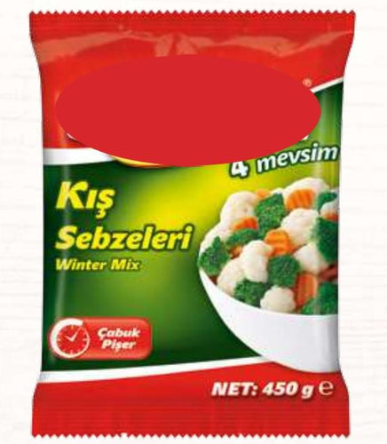 Winter Mix Vegetables