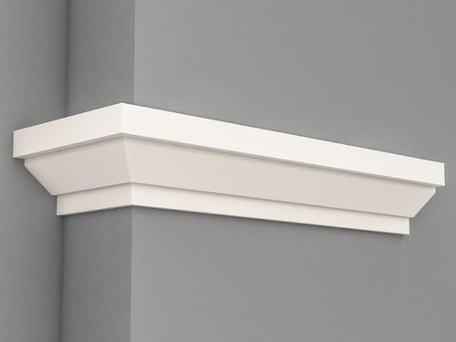 Cor-27 - Mouldings and Crowns - 300*225*2000