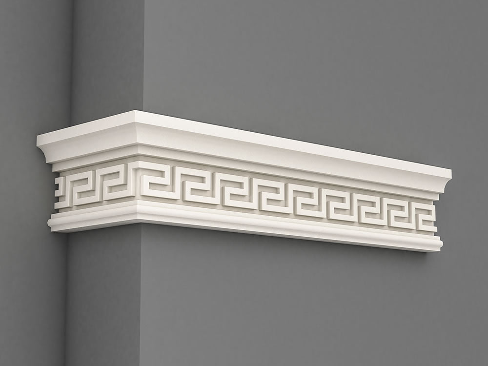 Cor-2 - Mouldings and Crowns - 225*90*2000