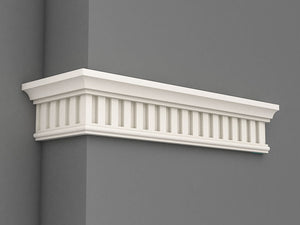 Cor-7 - Mouldings and Crowns - 225*100*2000