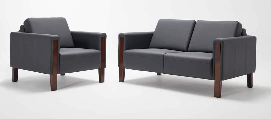 Rolex Wood – SOFA Office Armchairs