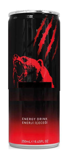 bear drink, energy drink