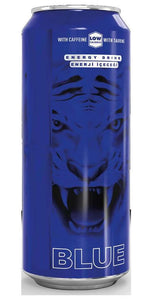 blue energy drink, energy drink,