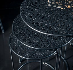 Rockline Collection - Service Table - Diego