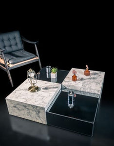Rockline Collection - 4 Center Table - Forever