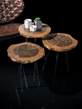 Load image into Gallery viewer, Woodline Collection - Service Set Table - Harley